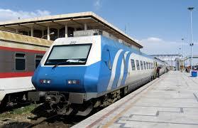 راه آهن بین ایران و عراق