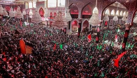شش ملیون زائر در مراسم عاشورایی امسال حضور یافتند